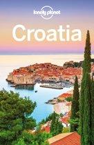 Omslag van 'Lonely Planet Croatia'
