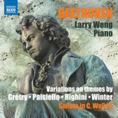 Variations On Themes By Gretry, Pai