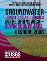Groundwater Conditions and Studies in the Brunswick?glynn County Area, Georgia, 2008