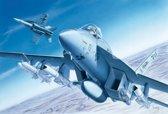 Italeri F/A - 18E Super Hornet 1:72 Montagekit