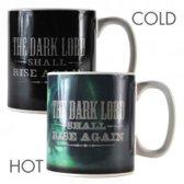 Harry Potter The Dark Mark Heat Change Mug Mok