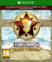 Tropico 5 Complete Collection ( XBox One )