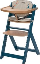 Safety 1st Timba with Cushion - Petrol Blue Wood/Happy Day - 2019