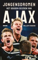 Boek cover Jongensdromen van Willem Vissers (Onbekend)