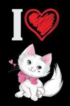 I: Love cat - Cat lovers Prayer Journal, My daily prayer journal, Keeping a prayer journal with 100 pages, Awesome Prayer