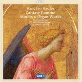 Hassler: Motets & Organ Works / Cordes, Weser-Renaissance, Bocker