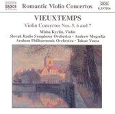 Vieuxtemps:Violin Con.No.5,6&7