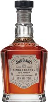 Jack Daniel's Single Barrel 100 Proof Bourbon Tennessee Whiskey - 70 cl