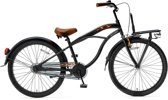 Popal Black Fighter Jongensfiets 24 inch - Zwart