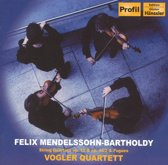 Mendelssohn-Bartholdy:Quartett 1-Cd