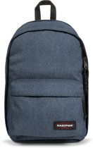 Eastpak Back To Work Rugzak 15 inch laptopvak - Double Denim