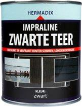 Hermadix Impraline Zwarte Teer - 0,75 liter