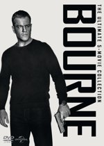 The Ultimate Bourne 5 Movie Collection