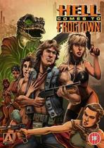 Hell Comes To Frogtown (import) (dvd)