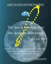 The Sun and Moon Events the Ancients Witnessed