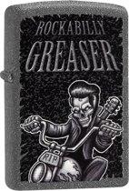 Aansteker Zippo Rockabilly Greaser