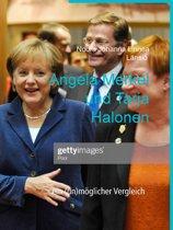 Angela Merkel und Tarja Halonen