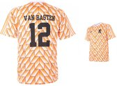 EK 88 Voetbalshirt van Basten 1988-XXXL