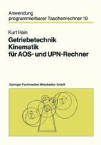 Getriebetechnik Kinematik F r Aos- Und Upn-Rechner