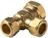 VSH knelkoppeling - T-stuk - 15 x 12 x 12 mm - 1 st