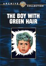 The Boy with Green Hair (dvd)