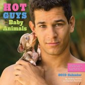 Hot Guys and Baby Animals Kalender 2019