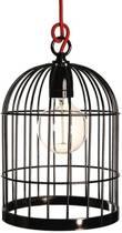 Lamp 'Bird Cage' (zwart)  - Filament Style