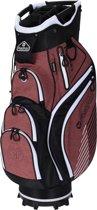 Fastfold C9.5 Jeans Cartbag Golftas Denim Pink
