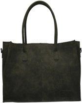 8b5d15911a6 bol.com | Groene, Zilverkleurige Shopper kopen? Kijk snel!