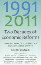 Two Decades of Economic Reforms