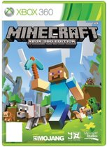 Microsoft® Minecraft Xbox 360 Dutch EMEA 1 License PAL DVD