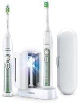 Philips Sonicare FlexCare+ HX6972/35 - Elektrische tandenborstel - 2 stuks