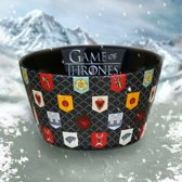 Game of thrones - Matte Glaze Sigils Kom