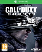 Xbox One Call of Duty: Ghosts Limited Pre-order Editie