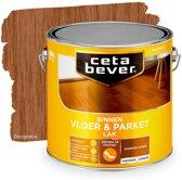 Cetabever Transparant Vloer - & Parketlak Ac 0109 Donker Eiken 2,5L