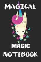 Magical Magic Notebook