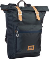 Nomad Rolled Backpack Polyester 18L Navy
