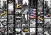 Fotobehang American Tape   L - 152.5cm x 104cm   130g/m2 Vlies