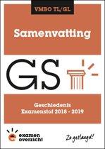 ExamenOverzicht - Samenvatting Geschiedenis VMBO TL/GL