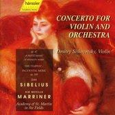 Sibelius:Con.For Violin&Orche