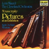Mussorgsky: Pictures at an Exhibition / Maazel, Cleveland