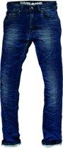Cars jeans Jongens Broek - Dark used - Maat 116