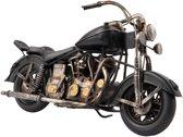 Model motor 35*13*20 cm Zwart | 6Y2454 | Clayre & Eef