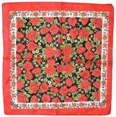 Bloemen print bandana multicolours - Zac's Alter Ego