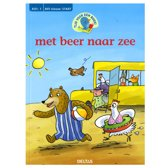 Tijd voor een boek - Met beer naar zee