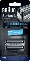Braun 32S voor Series 3 - Scheerkop