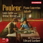Piano Concertos, Aubade