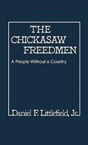 The Chickasaw Freedmen