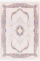 Vloerkleed koninklijk Galeria 100x300cm paars (01)