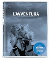 L'Avventura [Criterion Collection] [Blu-ray] [1960] (import zonder NL ondertiteling)